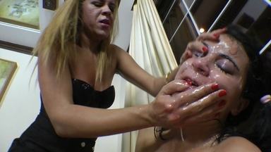 Deep Hands- Swallow My Whole Hand Little Slave By Gisele Ferrari