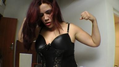 Scissor Giant Fight By Adriana Bertoli