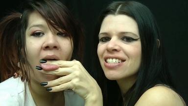 Dirty Kisses My New Slave By Top Mistress Karina Cruel