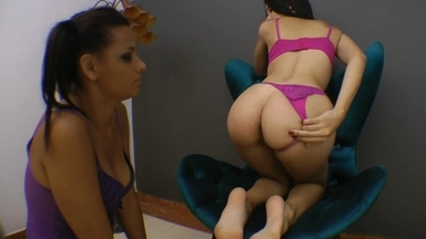 ASS LICKING EXTREME / Lick Young Ass First Time By Tamires Loren And Slave Verinha