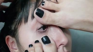 Feet Domination By Bruna Vitalle