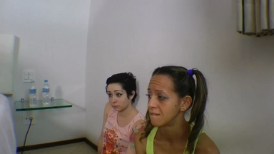Face Sitting And Fuck Face With Real Squirt By Cris Castelari And Slaves Fabi- Nani And Samy- Part1