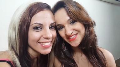Hot Kisses By Kassia Bale And Giovana Gusman