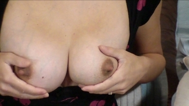 FOOD DOMINATION / Lets Play With The Milk Of My Big Tits Top Babe Sandra Syn