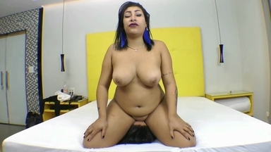 Face Sitting Fuck Face With Big Butt By Lorena Fat And Slave Bianca