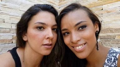 KISSING / Hot Kisses By Debora Carvalho And Drika Moreira
