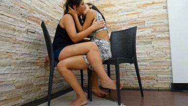 Hot Kisses By Debora Carvalho And Drika Moreira