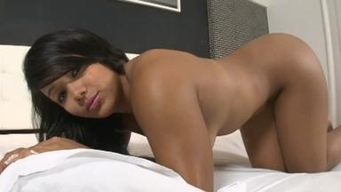 LESBIAN / Lesbian Domination Hard Ass Lick By Akemi Tetsue And Slave Fabi Costa