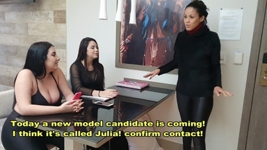 Trample Perfect Feets With3 Top Girls And English Subtitles