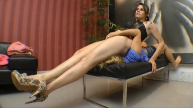 FACE SITTING / Facesitting Fuck Face Real Fear By Lilian Gotti And Slave Graziela