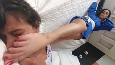 Karateka Top Model- Take My Kicks Fucking Victim