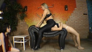 Face Sitting Best Position By Angel Lima And Slaves Meg- Sammy